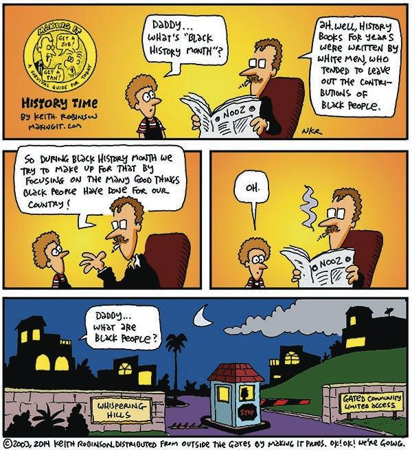 Making It Comic Strip for February 13, 2020