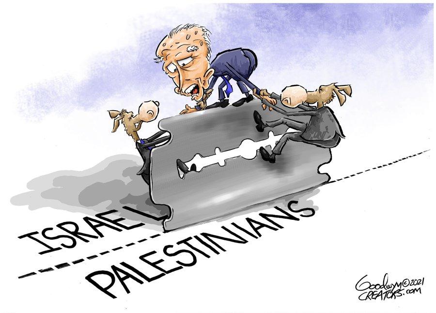 Al Goodwyn Editorial Cartoons Comic Strip for May 23, 2021