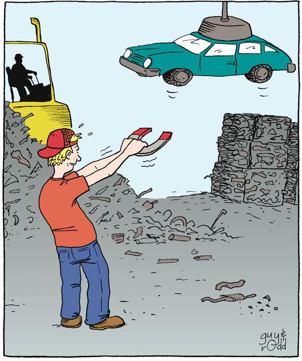 Brevity Comic Strip for September 17, 2005