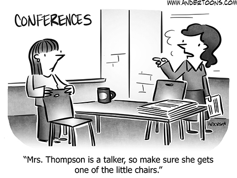 Andertoons Comic Strip for March 24, 2019
