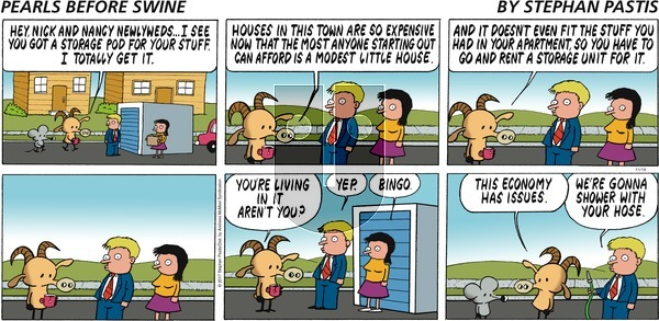 Pearls Before Swine on Sunday November 19, 2017 Comic Strip