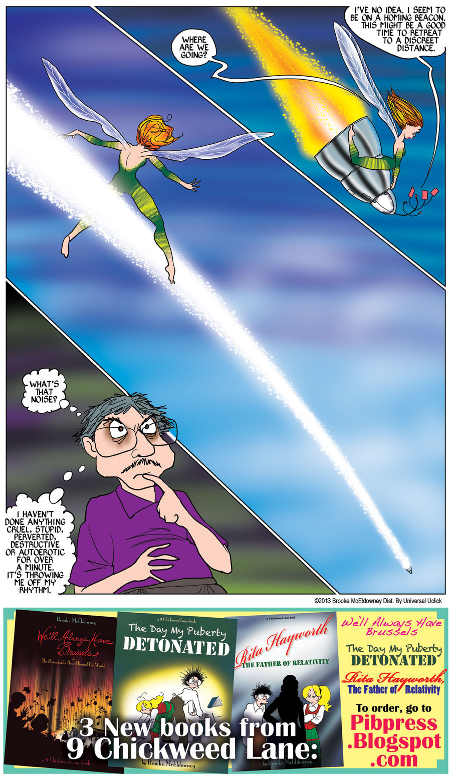 Pibgorn for Apr 12, 2013 Comic Strip