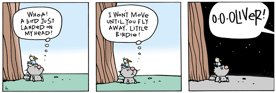 Ten Cats for Jul 19, 2013 Comic Strip