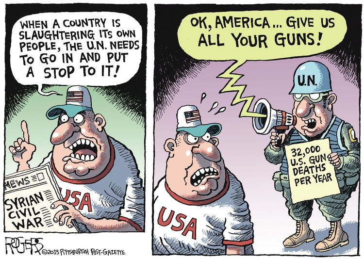 Rob Rogers Comic Strip for September 29, 2013