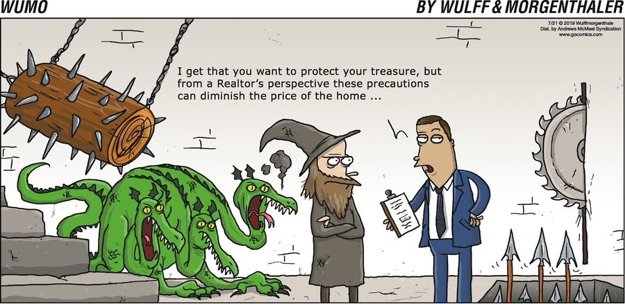 WuMo Comic Strip for July 21, 2019