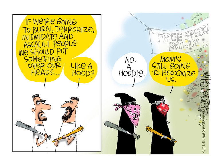 Mike Lester for Aug 23, 2017 Comic Strip