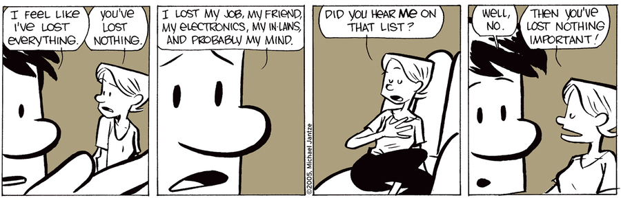The Norm Classics Comic Strip for October 26, 2020