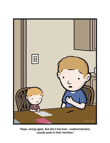 Foolish Mortals Comic Strip for March 17, 2014