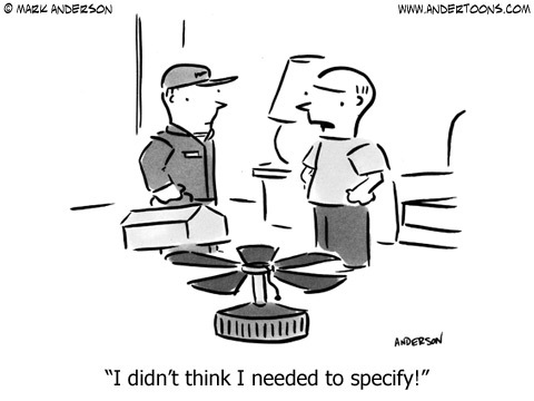 Andertoons Comic Strip for July 18, 2013