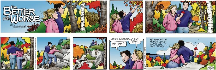 For Better or For Worse Comic Strip for September 24, 2006
