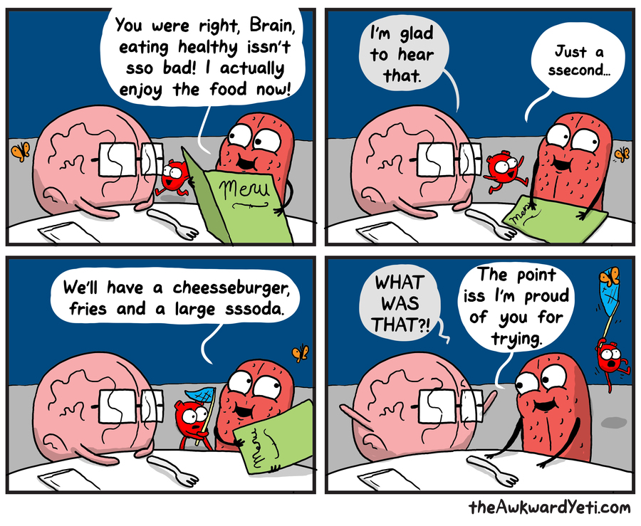 The Awkward Yeti by Nick Seluk for August 12, 2019