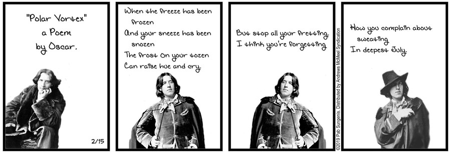 New Adventures of Queen Victoria Comic Strip for February 15, 2019