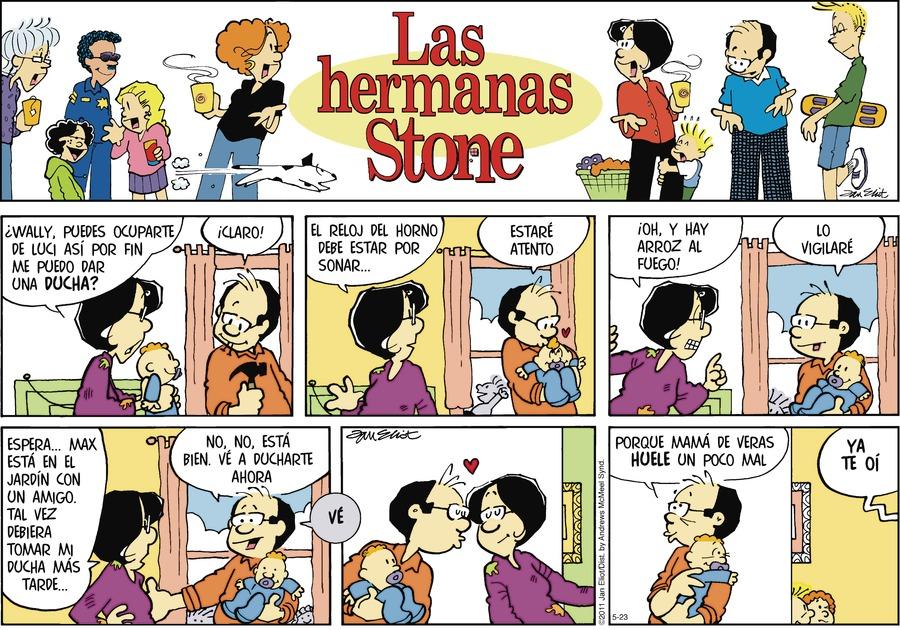 Las Hermanas Stone by Jan Eliot on Sun, 23 May 2021