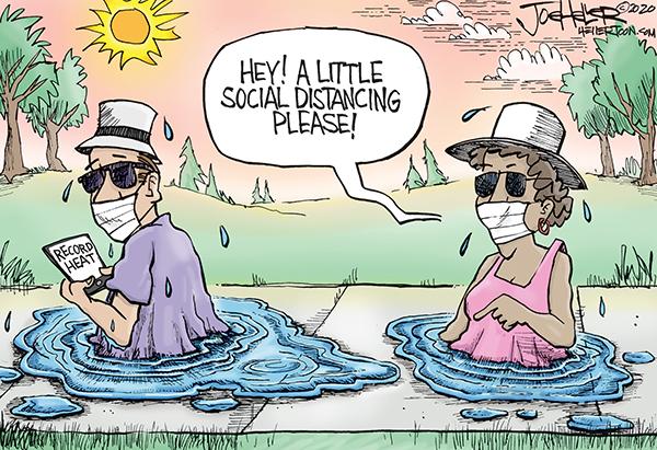 Joe Heller Comic Strip for July 06, 2020