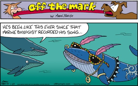 Off the Mark for Jan 29, 2012 Comic Strip