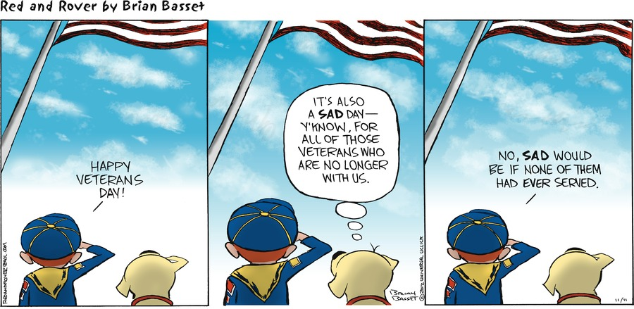 Red and Rover for Nov 11, 2012 Comic Strip