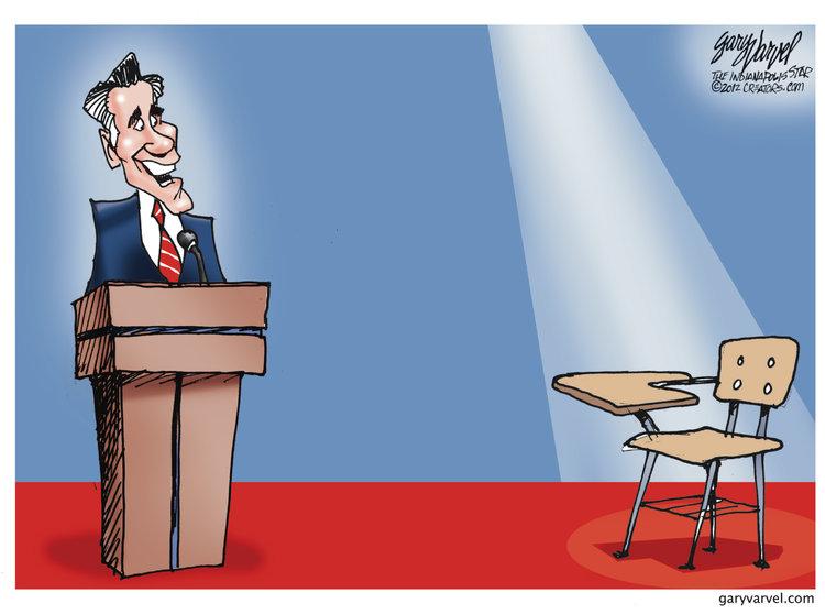 Gary Varvel Comic Strip for October 04, 2012