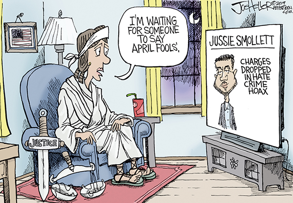Joe Heller Comic Strip for March 29, 2019
