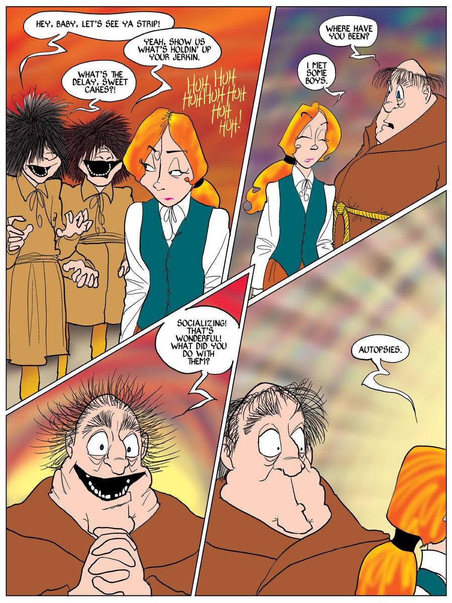 Pibgorn Comic Strip for May 13, 2019