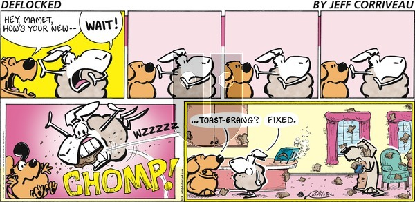 DeFlocked on Sunday May 5, 2019 Comic Strip