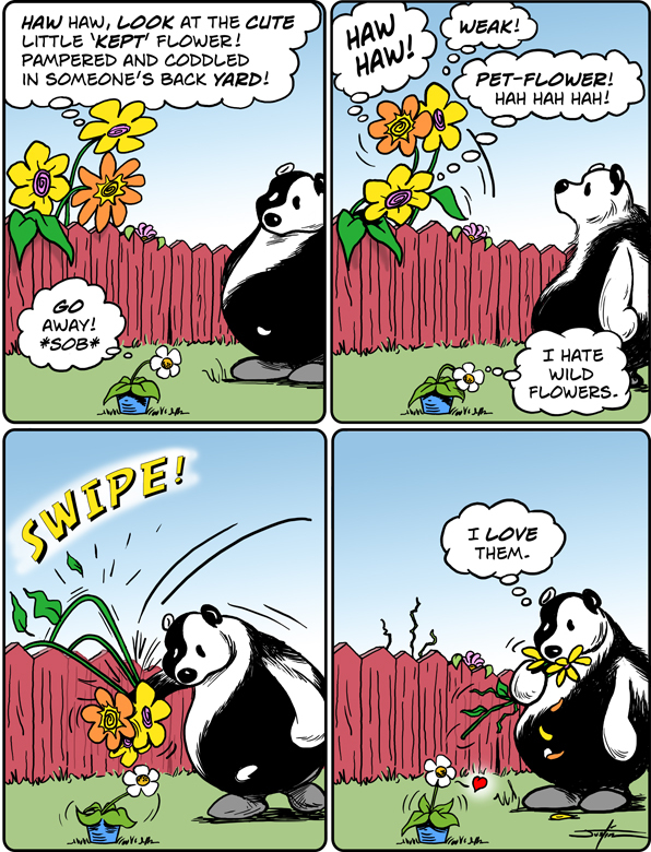 MythTickle for May 24, 2013 Comic Strip