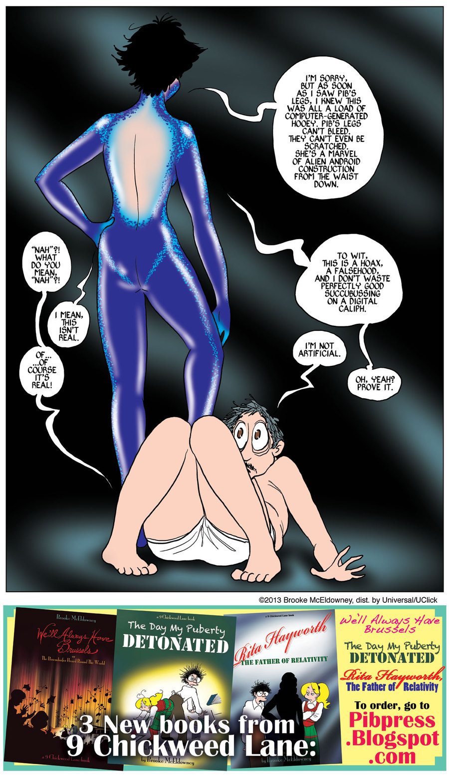 Pibgorn for Jun 20, 2013 Comic Strip