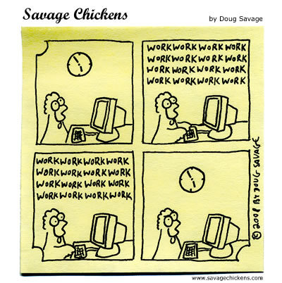 Savage Chickens Comic Strip for December 27, 2013