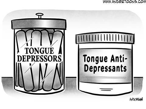 Andertoons by Mark Anderson for March 09, 2019
