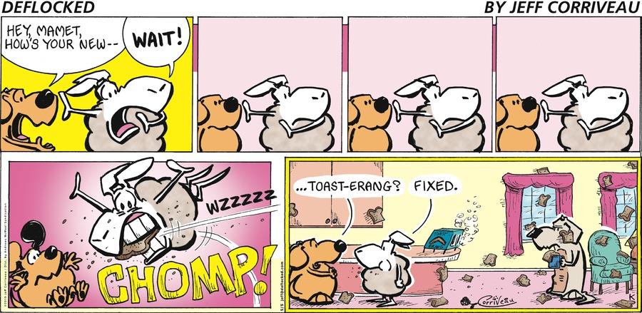 DeFlocked Comic Strip for May 05, 2019