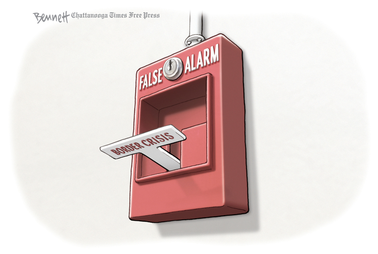 Clay Bennett Comic Strip for February 16, 2019