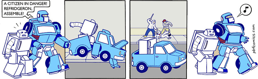 Perry Bible Fellowship by Nicholas Gurewitch for March 20, 2019