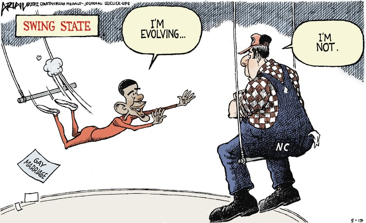 Swing state. 