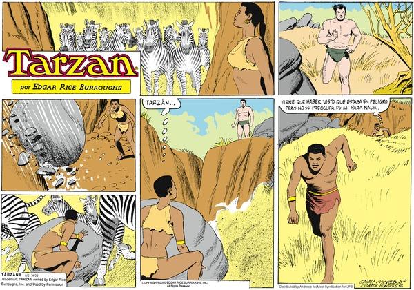 Tarzan en Español