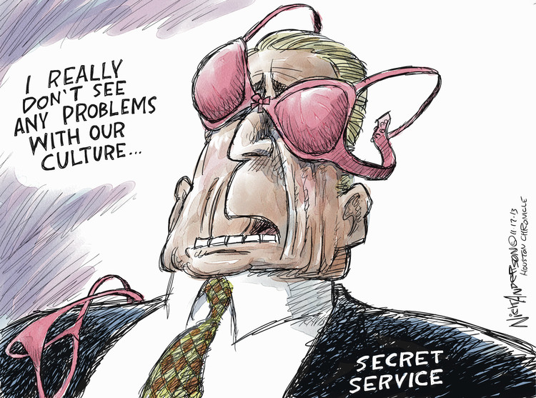 Nick Anderson for Nov 17, 2013 Comic Strip