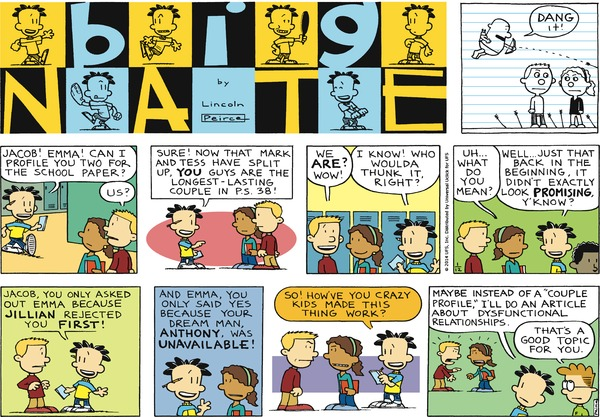 Collectible Print of big nate