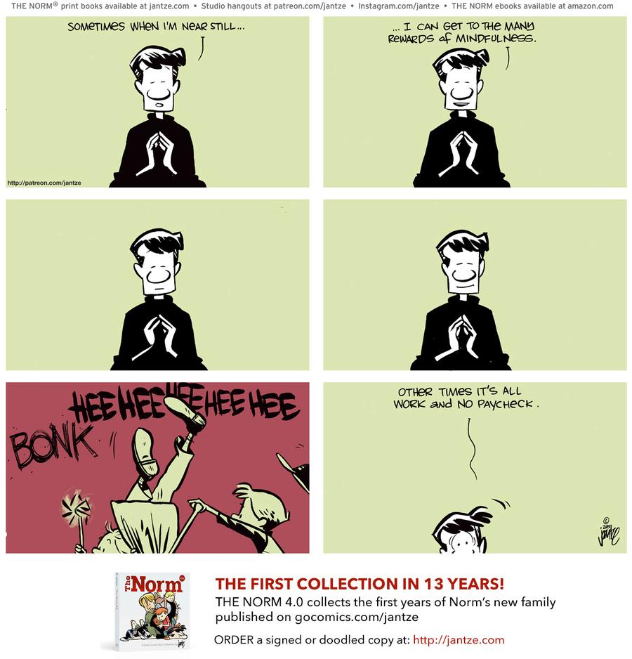 The Norm Classics Comic Strip for April 11, 2021
