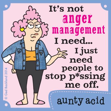 Aunty Acid for Aug 20, 2014 Comic Strip