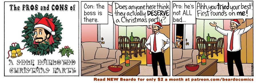Beardo by Dan Dougherty on Tue, 27 Apr 2021