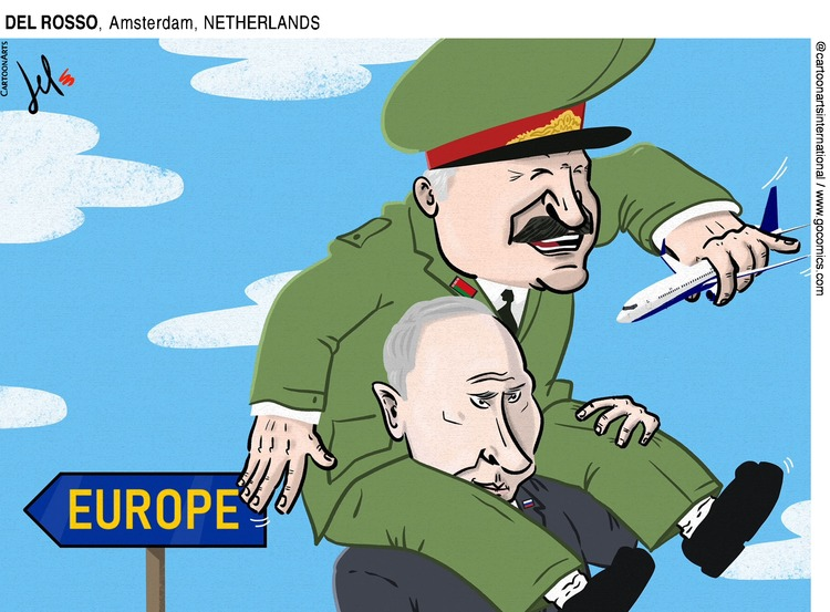 ViewsEurope Comic Strip for May 30, 2021