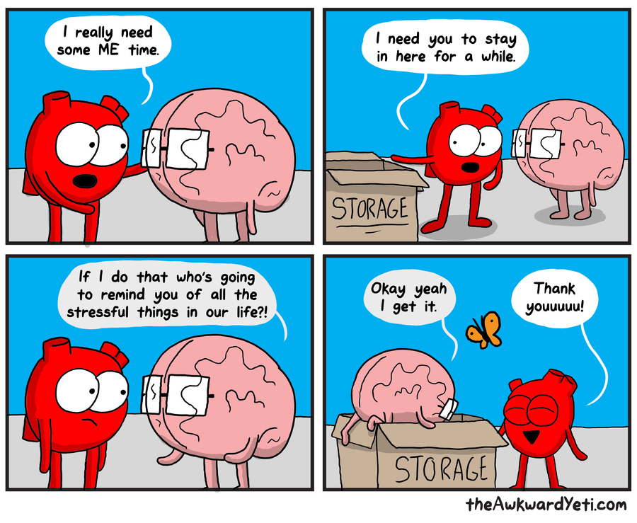 The Awkward Yeti by Nick Seluk for August 26, 2019