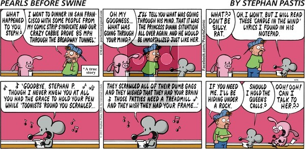 Pearls Before Swine on Sunday June 16, 2013 Comic Strip