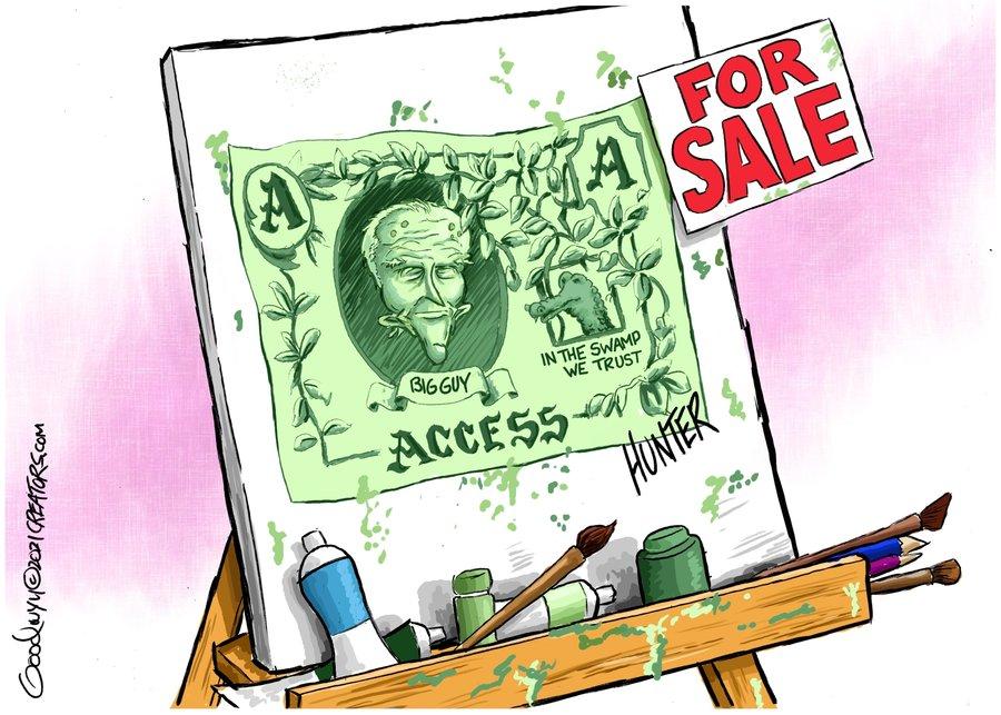Al Goodwyn Editorial Cartoons Comic Strip for July 27, 2021