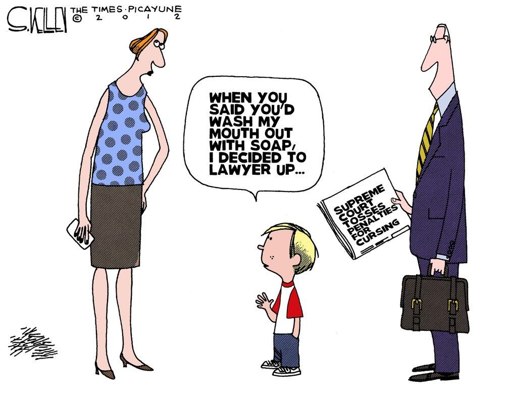 Steve Kelley Comic Strip for June 22, 2012