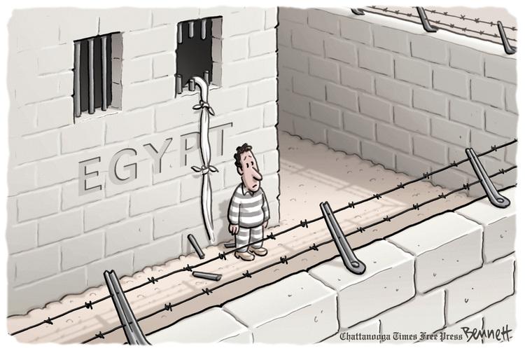 Clay Bennett for Aug 16, 2013 Comic Strip