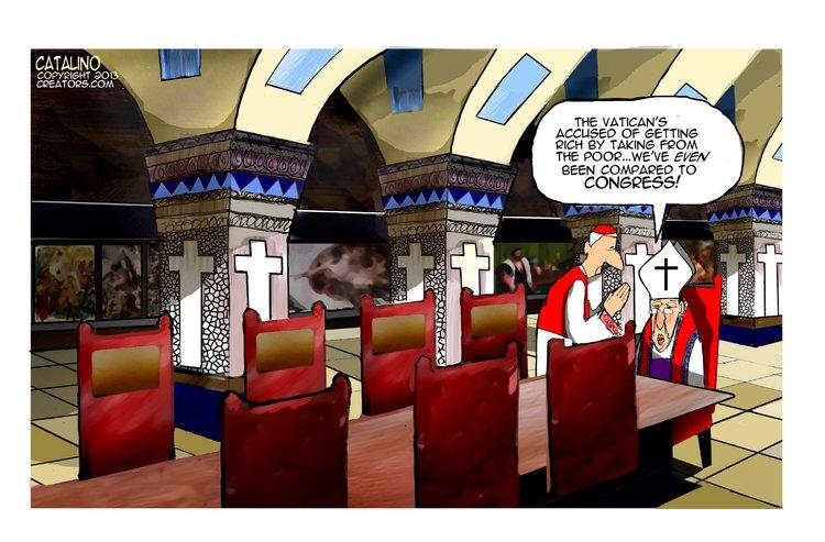 Ken Catalino for Mar 21, 2013 Comic Strip