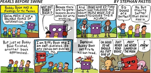 Pearls Before Swine on Sunday June 30, 2019 Comic Strip