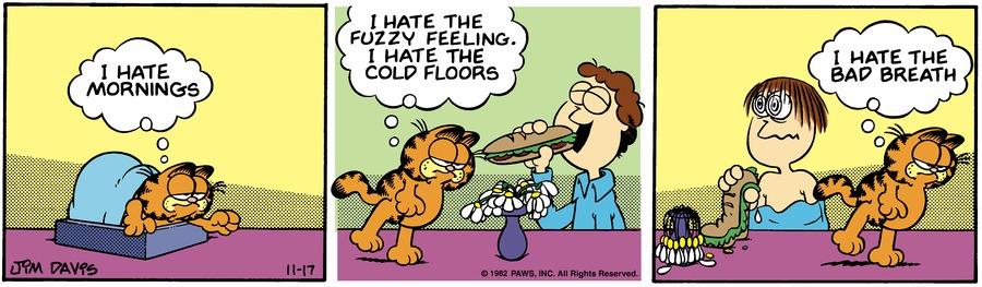 Garfield Classics by Jim Davis on Sun, 22 Nov 2020