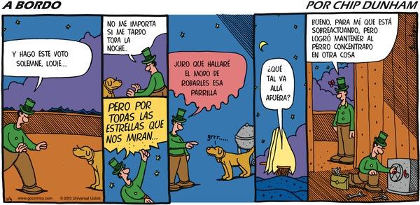 Overboard en Español