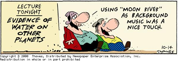 Frank and Ernest for Oct 14, 2000 Comic Strip
