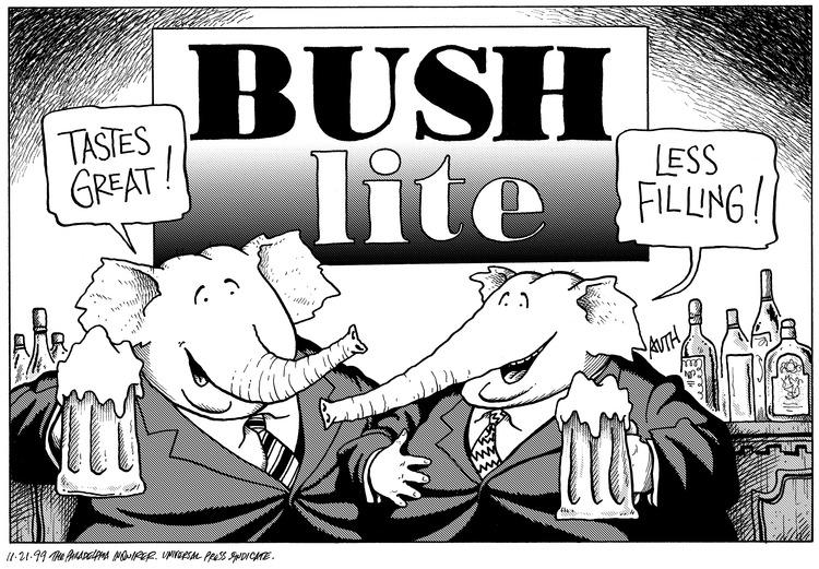 Tony Auth Comic Strip for November 21, 1999